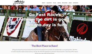 go fast races home page thumbnail